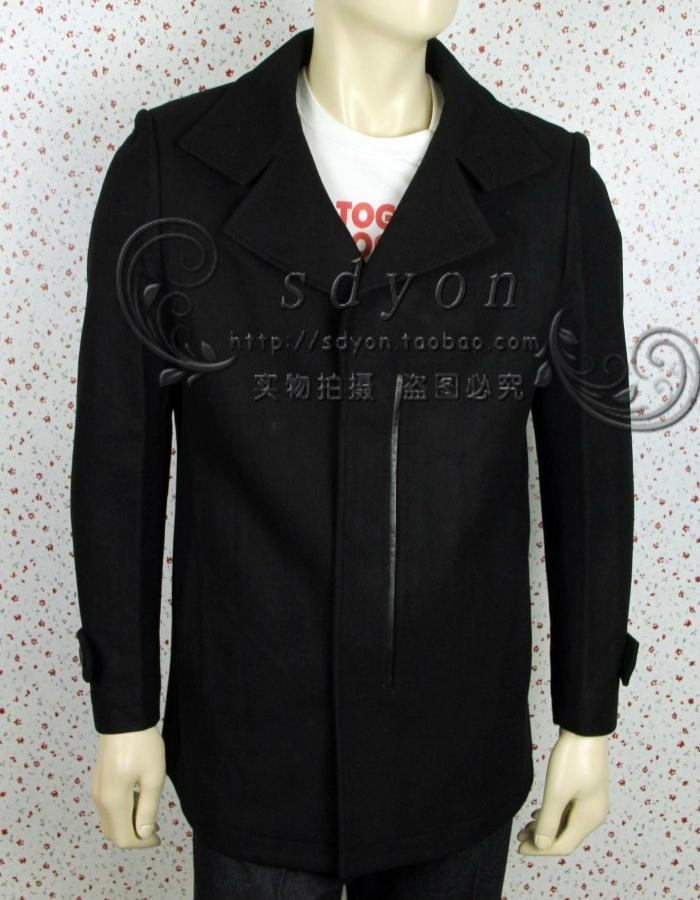 Пальто мужское Edenbo 33212302 2013