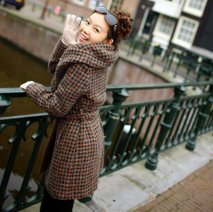 женское пальто ANGEL CITIZ 42 SQ ANGEL CITIZ