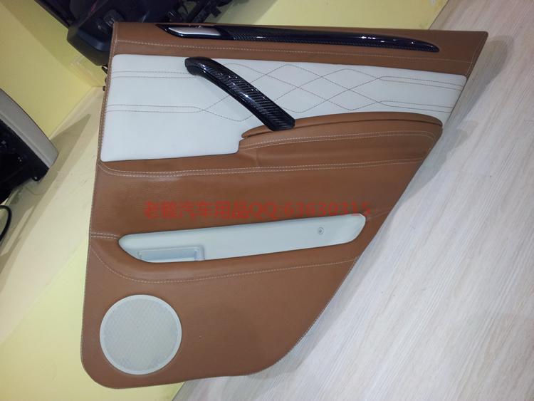 BMW анти-меховой X5 крыши интерьера ремонт крыши транспортного средства обрезки, упаковка автомобильного интерьера модификации