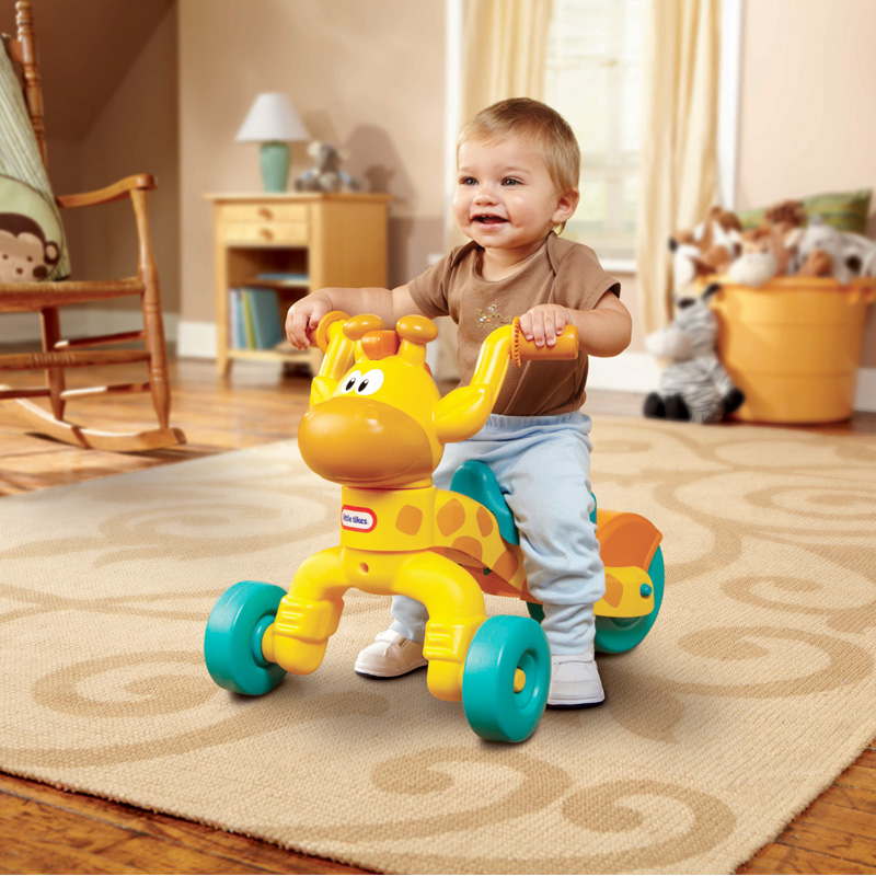 Детская машинка-каталка Little Tikes United States small/tech  Little Tikes