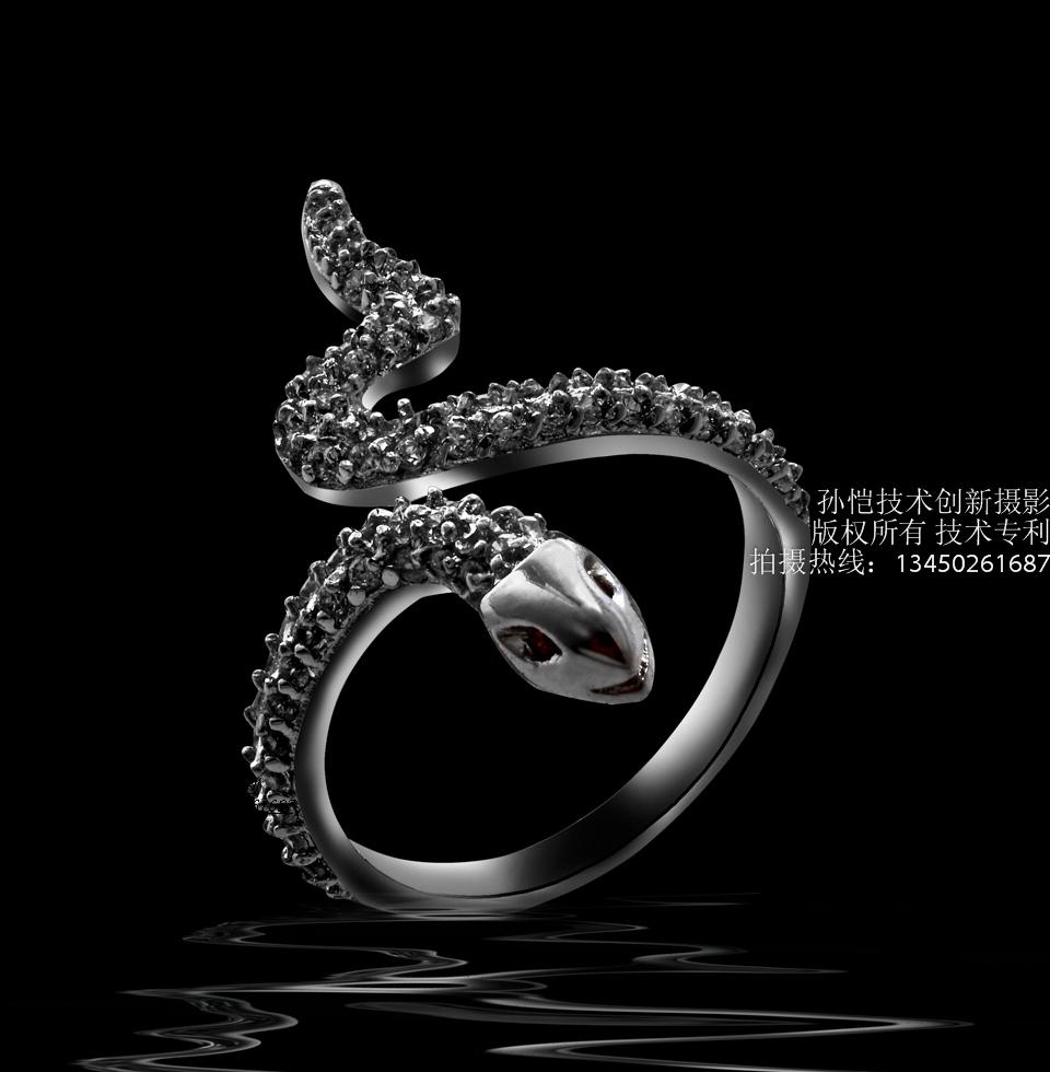 珠宝玉器首饰高端摄影