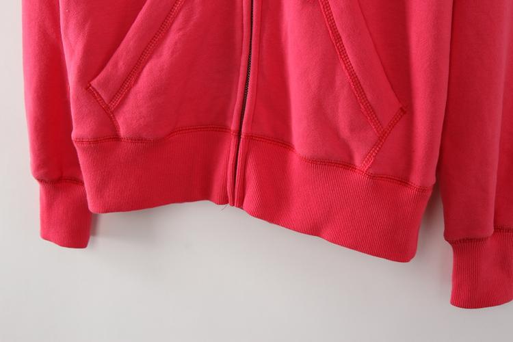 主图来源: 自主实拍图服装版型: 修身厚薄: 加绒风格: 街头街头: 欧美款式: 开衫组合形式: 单件衣长: 常规袖长: 长袖袖型: 常规面料材质: 棉成分含量: 71(含)-80(含)颜色分类: 红色 深蓝色尺码: 8 10 12 14 16 18 20 - connine24 - connine24