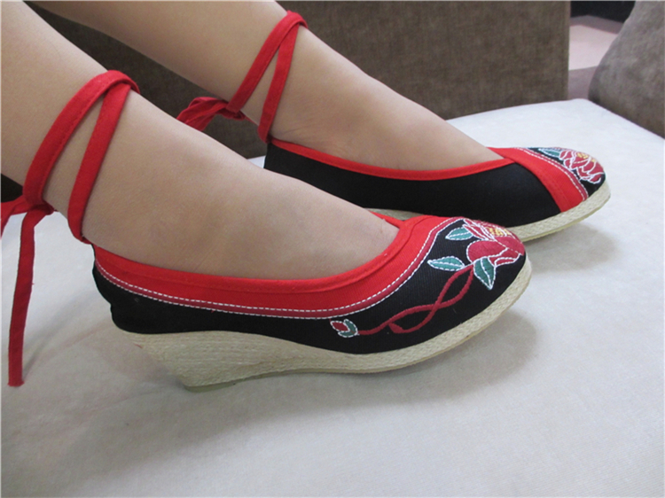 Босоножки Craft shoes of old Beijing 719