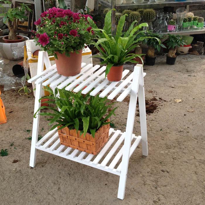 Подставки для садовых цветов своими руками фото 65