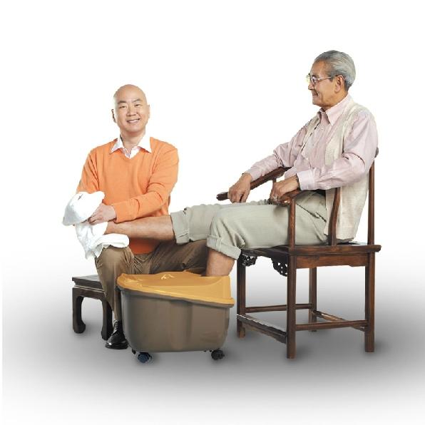 Гидромассажная ванна для ног «Аутентичные» тайский Чанг TC