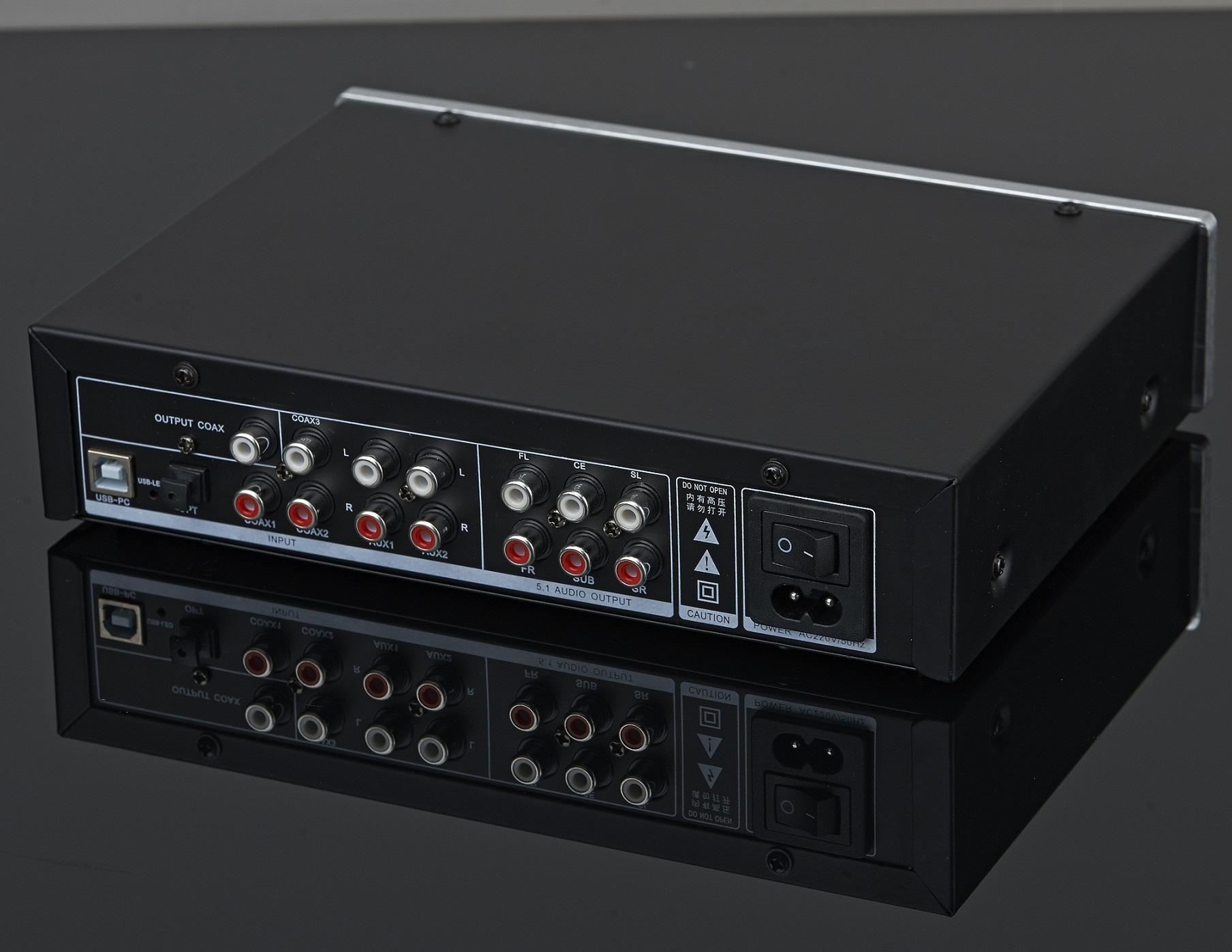 Декодер HIFI360  DTS AC