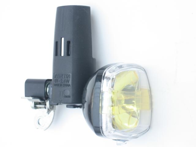 OTHER Retro Durable Mini Rechargeable Alternator Bicycle Dynamo-Powered Lights