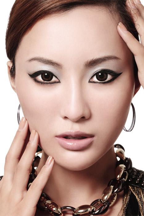 化妆师蒋燕老师