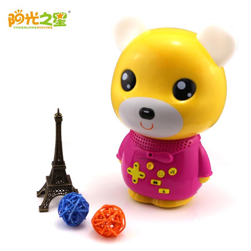 Детский mp3-плеер 可充电不倒翁早教机故事机儿童mp3 婴幼儿童玩具宝宝益智玩具