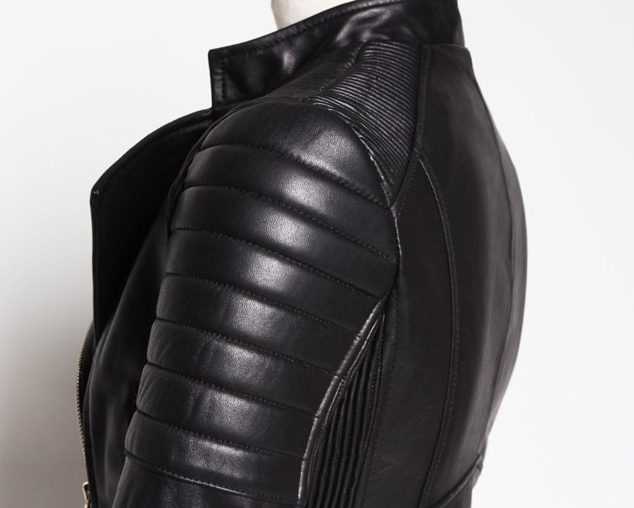 Кожаная куртка Hora&sora CP05