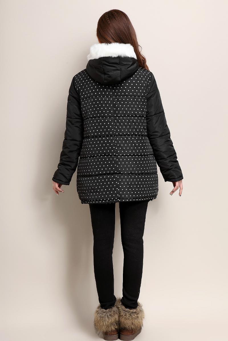 Пальто для беременных Fortunately Mummy 958