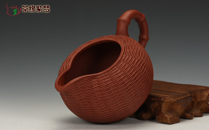 Chayuan Yixing recommended wild red mud POTS bamboo fair 200 ml of the real thing