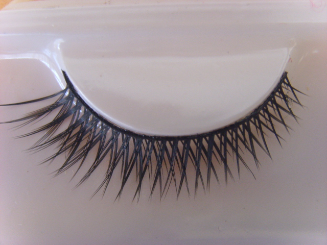 TUTU False eyelash eyelash natural pure manual cross A5-4 ( 5 pairs )