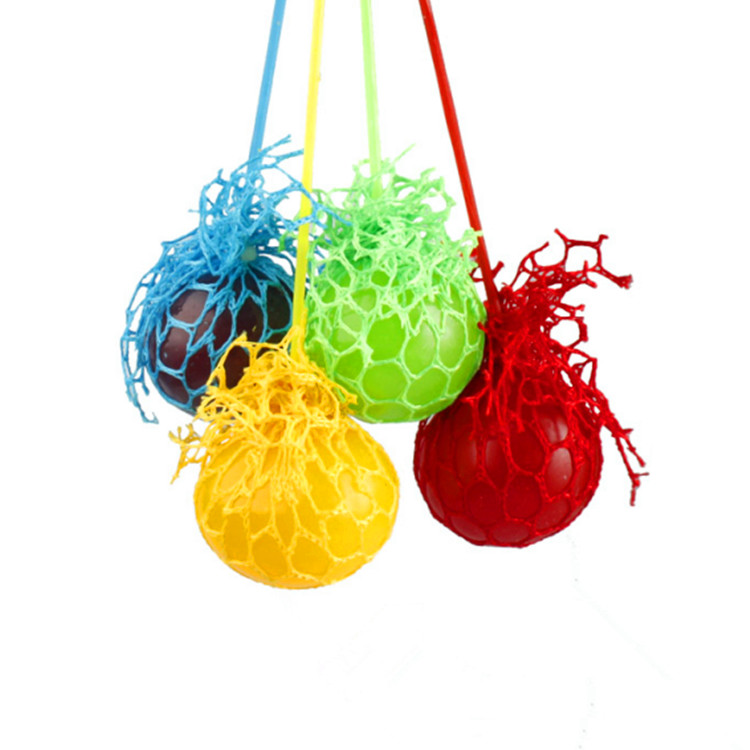 Креативные игрушки для детей Творческих игрушки, новый мяч дефлектора дефлектора винограда шары цвета всех возрастов DIY игрушки и подарки