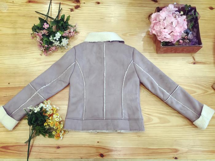 Короткая куртка Zomio 2014