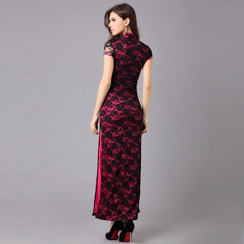 Платье Ципао Guoisya 2855 2013