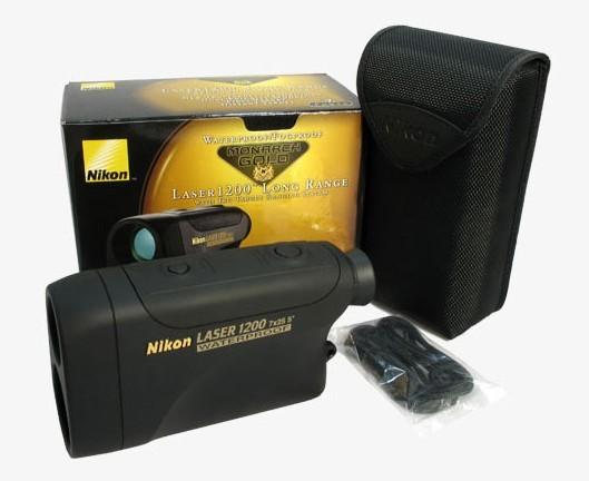 Лазерный бинокль-дальномер NIKON 1200 Laser 1200S NIKON
