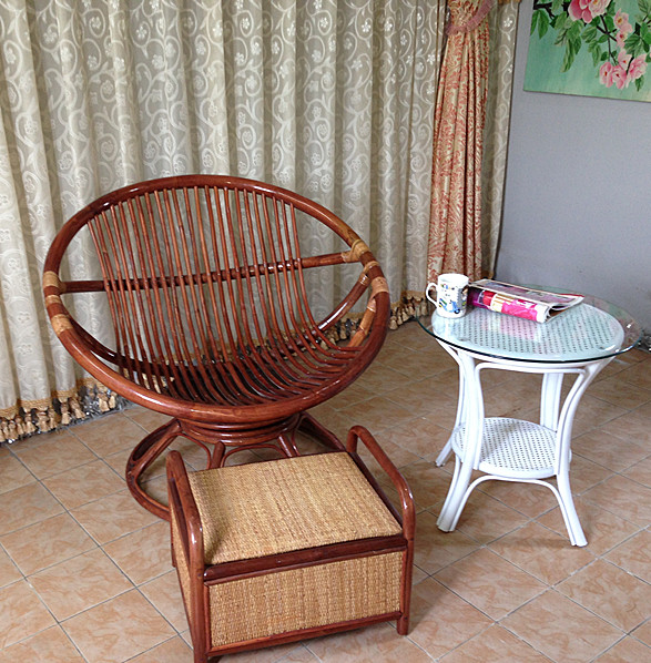 Кресло-качалка Foshan Huangqi Zhiyuan Rattan