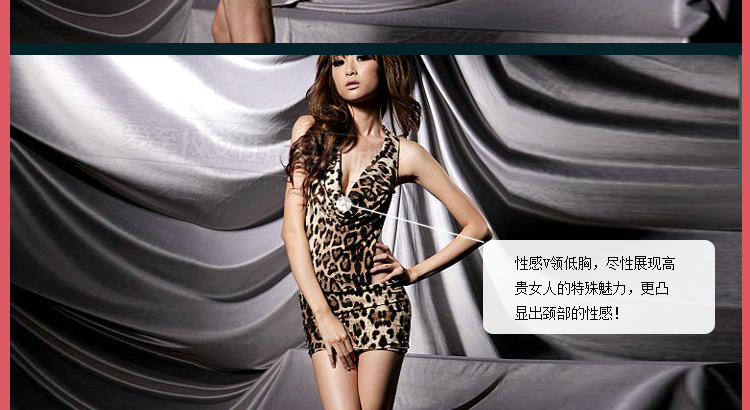 Night Fire Soft Coral Fleece Wild Leopard Women Sexy Underwear 2Pcs