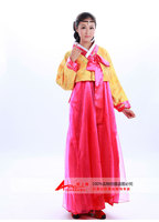 Traditional fengliu child hanbok bride fengliu traditional clothes costume