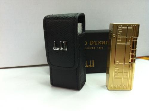 Зажигалкаъ Dunhill Гранд орел/Золото Dunhill легче h2002 #/ набор новых основных Dunhill/трубки 2 подарочные коробки