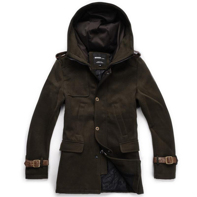 Пальто мужское Msek 008 * 028 2013