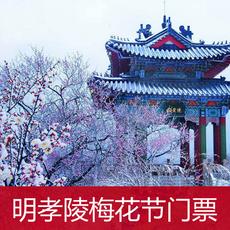【明孝陵门票】江苏南京旅游景点 5a钟山风景名胜区