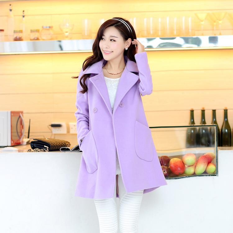 женское пальто 6150