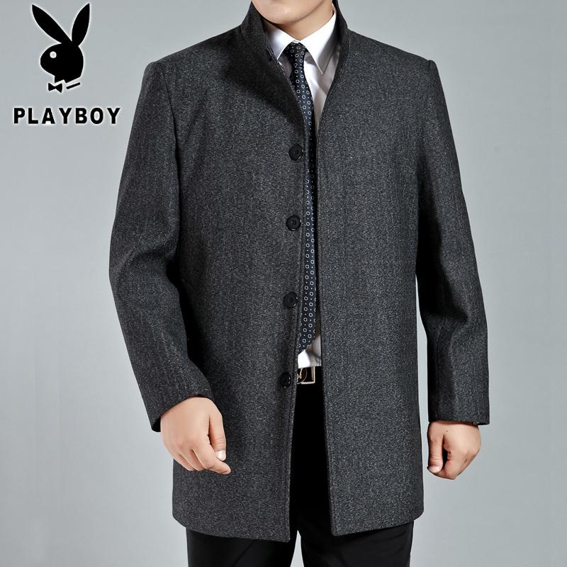 Пальто мужское Playboy