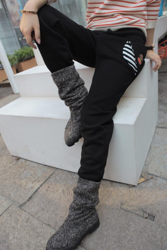 冬季时尚搭配图片(3)