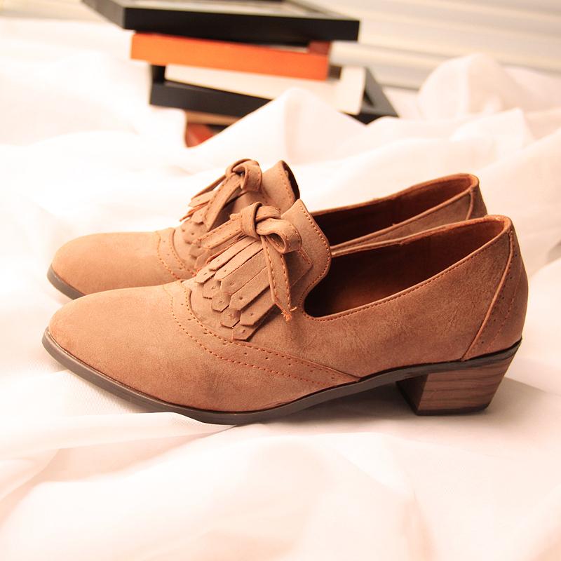 春季鞋子女装搭配