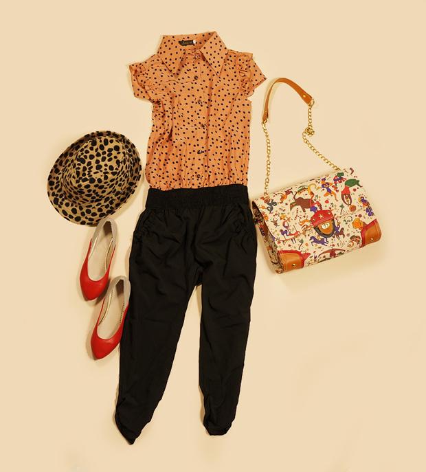 夏季气质穿衣怎么搭配(3)