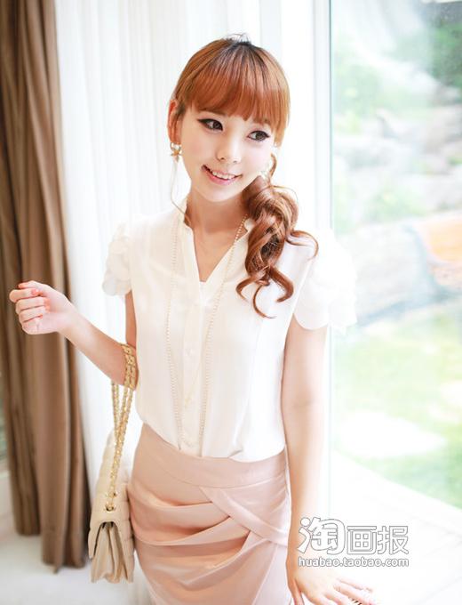 衬衫时装搭配(5)