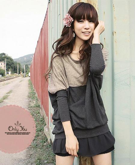 韩系时尚搭配