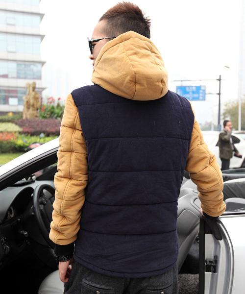 棉衣服饰怎么搭配(2)