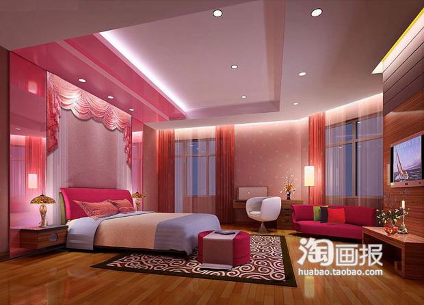 叹为观止的卧室装修案例 - 我要的幸福呢 - 我要的幸福呢