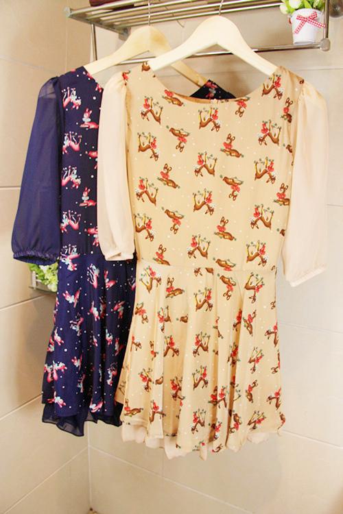 夏日显瘦服饰搭配图片(3)