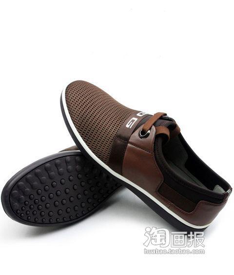 夏天鞋子时尚男装如何搭配(4)