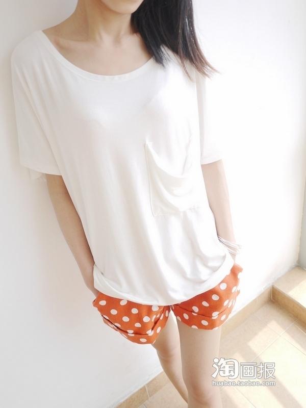 2015夏天甜美风格服饰搭配图片(2)