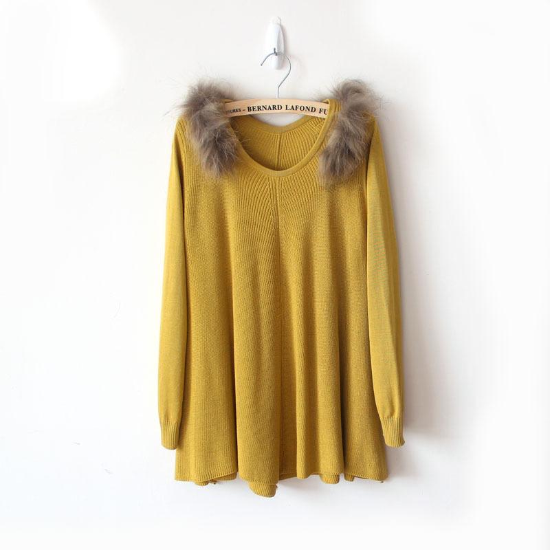 冬天针织衫如何搭配(5)